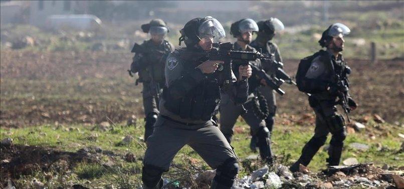 PALESTINIAN TEEN SHOT DEAD BY ISRAEL ARMY IN WEST BANK - MEDICS