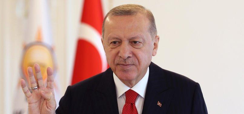 ERDOĞAN EXPECTS EU TO KEEP PROMISES, NOT TO DISCRIMINATE AGAINST TURKEY