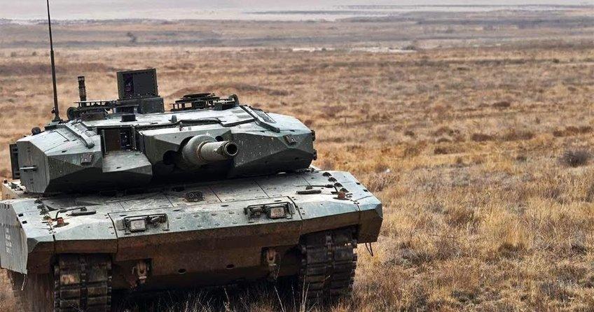 Almanya ve Türkiye 'tanklar' konusunda anlaştı