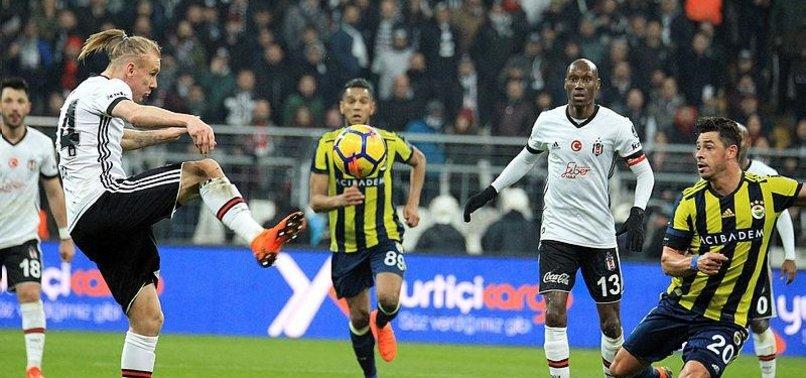 ISTANBUL DERBY SHOWDOWN IN TURKISH CUP SEMIS