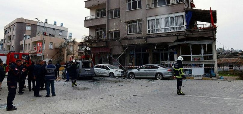 PKK/PYD FIRES ROCKET FROM AFRIN, KILLING A PERSON IN REYHANLI