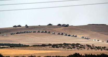 أعلن الجيش التركي، اليوم الأحد، أن قواته استهدفت 198 هدفًا تابعًا لتنظيم