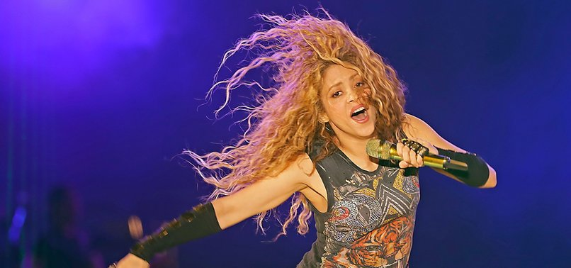 SHAKIRA SAYS LOSING VOICE WAS DARKEST MOMENT OF HER LIFE