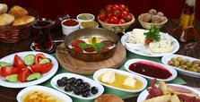 Start your day with worldwide known Turkish breakfast