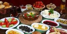 Start your day with worldwide known Turkish breakfast