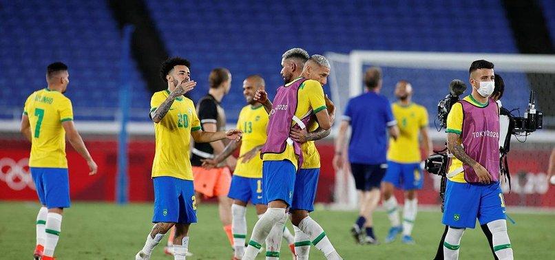RICHARLISON HITS HAT-TRICK AS BRAZIL BEAT GERMANY