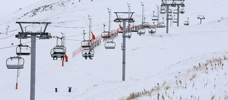 Türkiyenin gözde kış turizm merkezleri