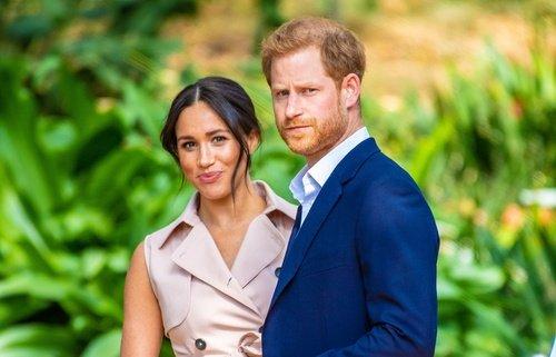Prens Harry ve Meghan Markle'a Oscar sunuculuğu teklifi