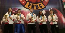 Turkey wins 5 medals in junior European boxing event