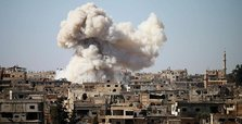 Thousands flee regime shelling on south Syria: monitor