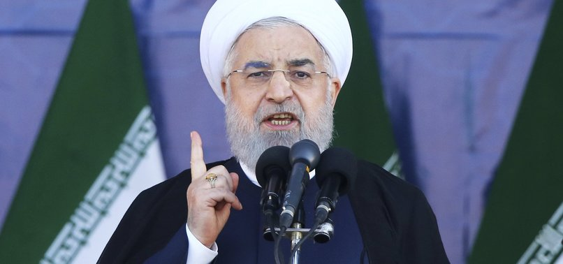 IRANS ROUHANI SAYS UAE MADE HUGE MISTAKE IN ISRAEL DEAL