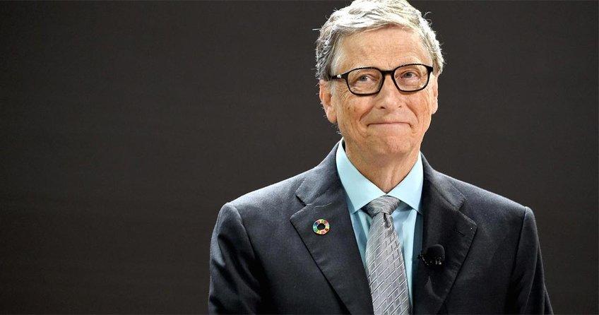 Bill Gates alışveriş testini geçemedi