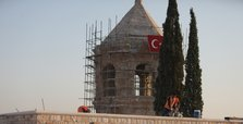 Turkey renovates 1,700-year-old tomb in northern Syria