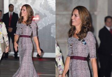 Kate Middleton, Erdemden vazgeçmiyor!