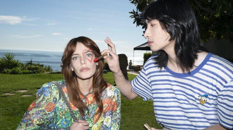 Gucci, Sevgililer Günü İçin Bir Dergi Yayınladı