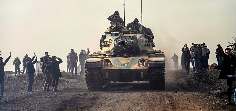 OVER 3,000 TERRORISTS NEUTRALIZED IN TURKEYS AFRIN OPERATION
