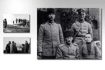 Atatürk'ün Cumhuriyet öncesi ve sonrasına ilişkin az bilinen fotoğrafları