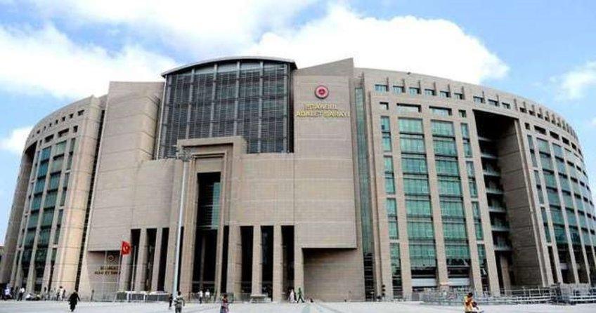 İstanbul Adalet Sarayı'nda FETÖ operasyonu!