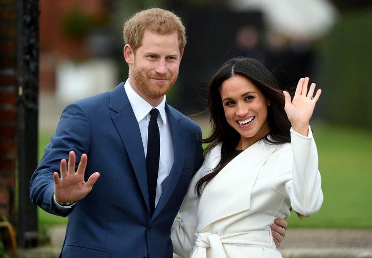 Meghan Markle ve Prens Harry'e kitap teklifi!