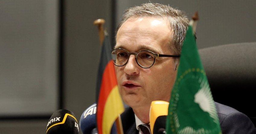 Almanya Dışişleri Bakanı Maas, İsraili yalanladı