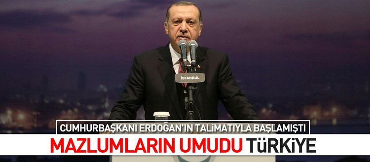 Türkiyeden Somaliye 13 bin ton insani yardım