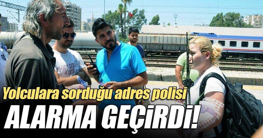 Trende DEAŞ'lı alarmı!