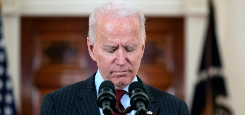 BIDEN: MORE US LIVES LOST TO COVID-19 THAN WARS