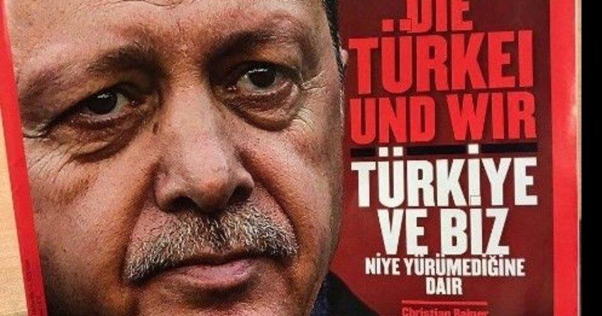 Avusturya dergisi de Cumhurbaşkanı Erdoğan'ı kapağa taşıdı