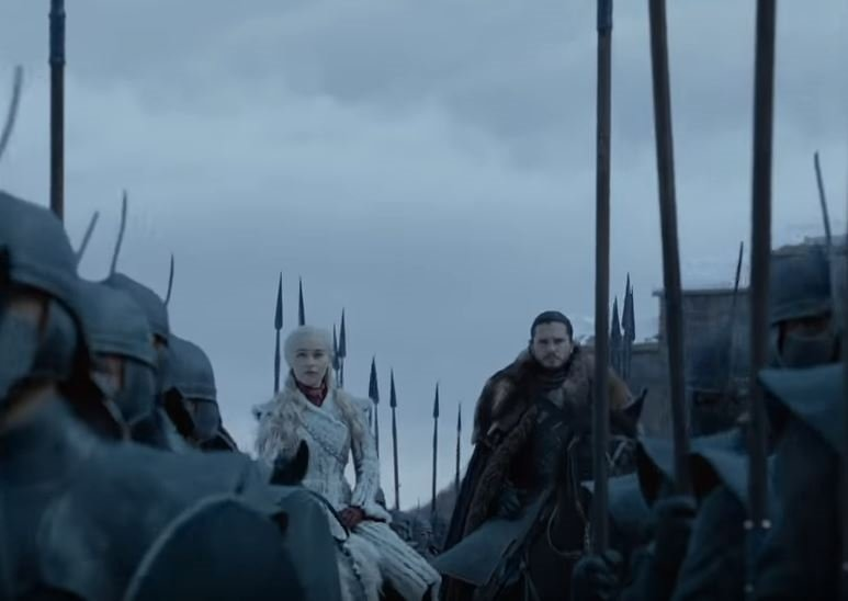 GAME OF THRONES 8. SEZON NE ZAMAN BAŞLAYACAK? GAME OF THRONES 8. SEZON FRAGMANI