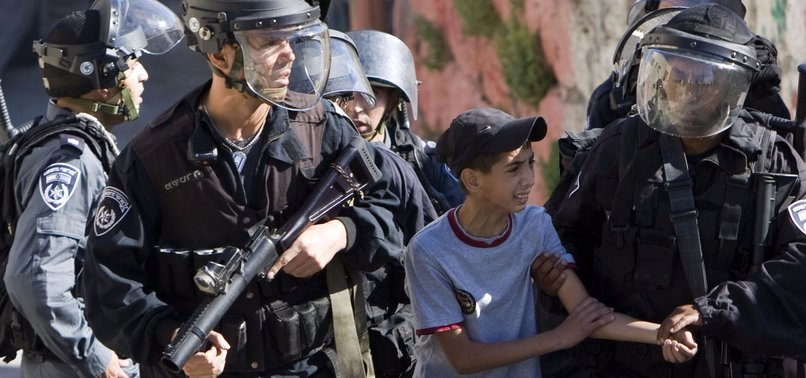 ISRAELI ARMY DETAINS 7 PALESTINIANS IN WEST BANK RAIDS