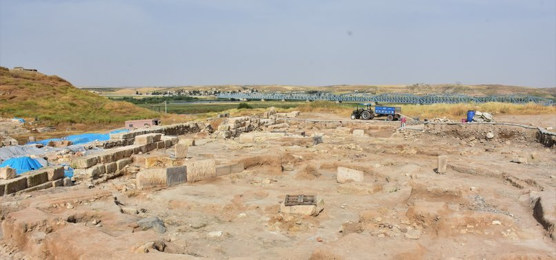 ANCIENT CITY OF KARKAMIŞ, ADMINISTRATIVE CAPITAL OF HITTITES, TO BE TURNED INTO OPEN-AIR MUSEUM IN TURKEY