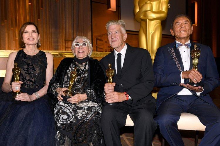 Governors Ödülleri 2019 sahiplerini buldu
