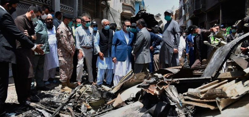 TURBULENCE, WARNINGS BEFORE PAKISTAN PLANE CRASH KILLED 97