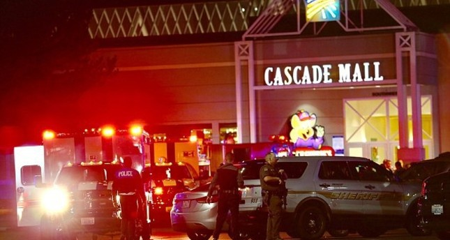 Suspect in US mall shooting from Turkey: police