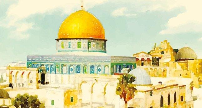 Kudüs-i Şerif 'te çok acılar gömüldü