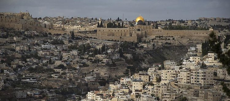 İsrail'in Filistinlileri yerinden etme siyasetinin belgesi ortaya çıktı