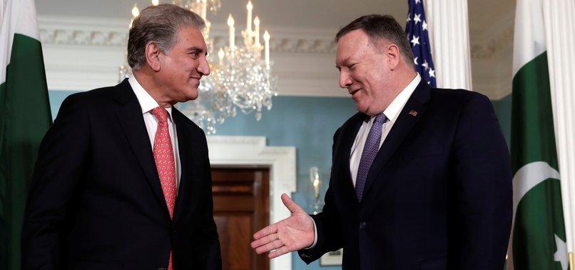 US, PAKISTANI TOP DIPLOMATS TALKS AFGHAN COOPERATION