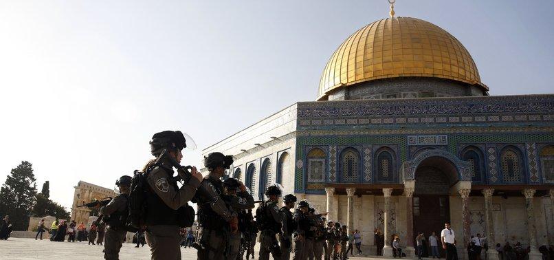 JERUSALEM SHOULD BE SHARED CAPITAL: UK