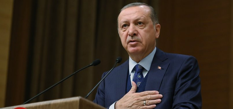 US SEEKS TO BUY OTHER COUNTRIES WILLS WITH ITS DOLLARS, ERDOĞAN SAYS AHEAD OF UN VOTE ON JERUSALEM