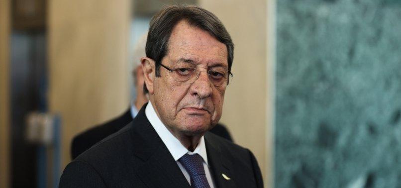 NO TALKS ON CYPRUS UNTIL TRNC'S EQUAL STATUS RECOGNIZED: TURKISH CYPRIOT LEADER