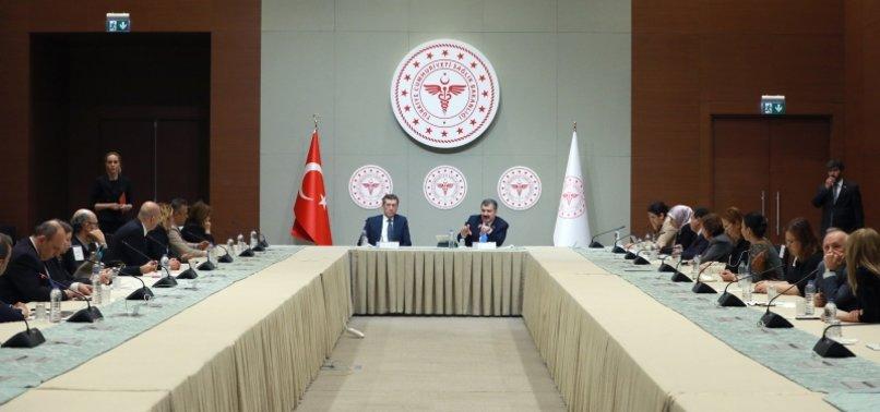 TURKEY EXTENDS CLOSURE OF SCHOOLS UNTIL APRIL 30 OVER CORONAVIRUS OUTBREAK