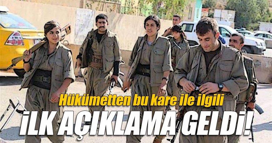 Çavuşoğlu'ndan PKK'lı teröristlerin Kerkük'e girmesi ile ilgili açıklama