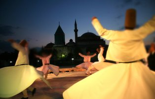 Konya: One of the great cultural centres of Turkey