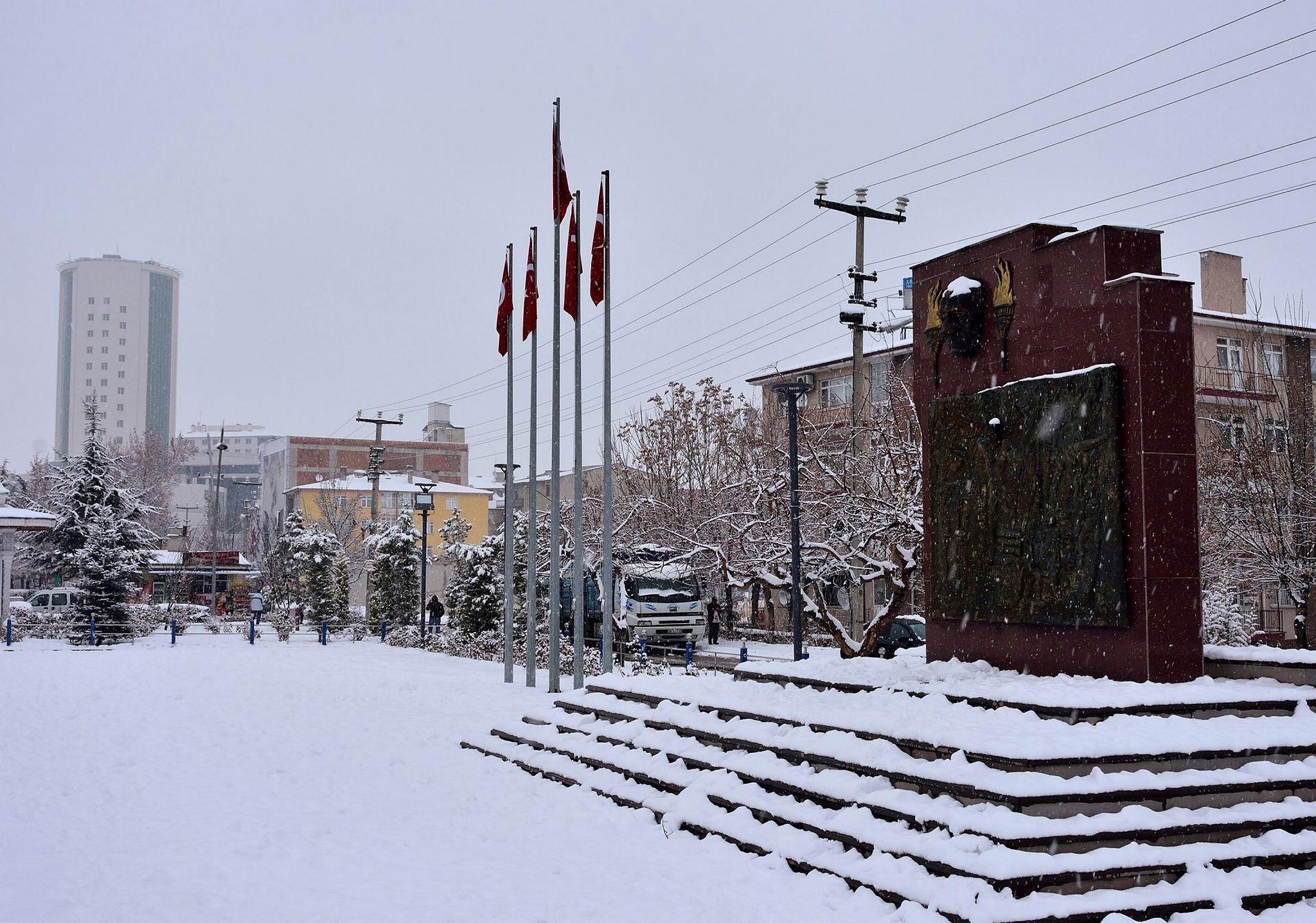Center of Kahramankazan district of Ankara
