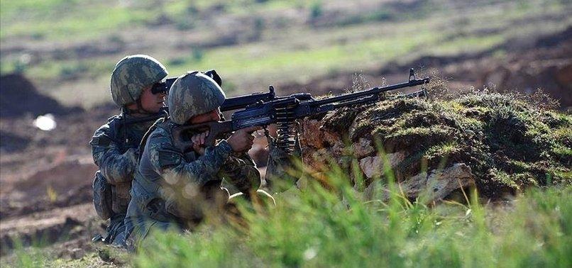 TURKEY NEUTRALIZES 7 YPG/PKK TERRORISTS IN NORTHERN SYRIA