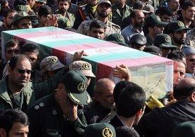 İranlı general ile İran Devrim Muhafızları'na bağlı 10 general ile 2603 asker öldü