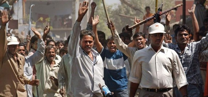 MUSLIM FAMILY ATTACKED BY MOB IN NORTHERN INDIA