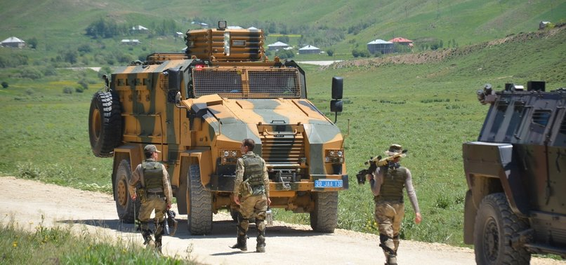 TURKISH ARMY NEUTRALIZES 76 TERRORISTS OVER PAST WEEK