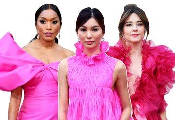Oscar 2019da pembe geçit töreni