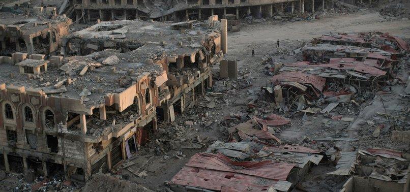 ASSAD REGIME LIKELY USED TEAR GAS AGAINST CIVILIANS NEAR SYRIAS ALEPPO, US SAYS